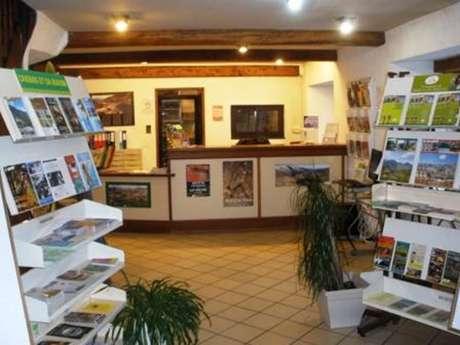 Location porte bébé, Raquettes - Office de Tourisme