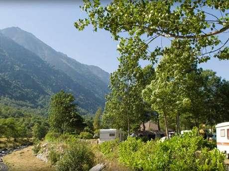 Camping Municipal De Merens