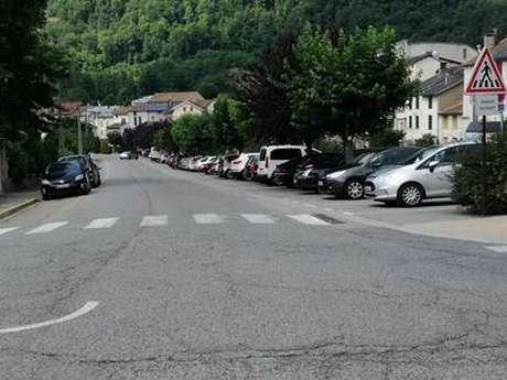 Parking gratuit Boulevard Paul Sabatier
