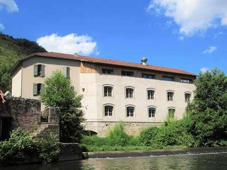 Le Moulin de Roumegous (Saint-Antonin-Noble-Val) - TG191