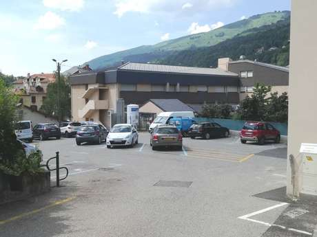 Parking Zone Bleue Maison de la Santé