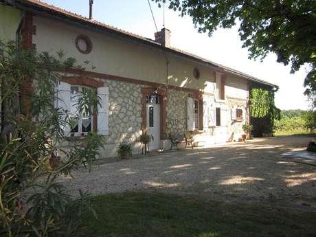 Gîte Les Marronniers à Villemade