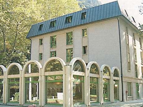 Résidence Napoléon à Ornolac Ussat les Bains