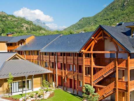 Tourism Residence Lagrange Confort + Les Chalets d' Ax in Ax- les-Thermes