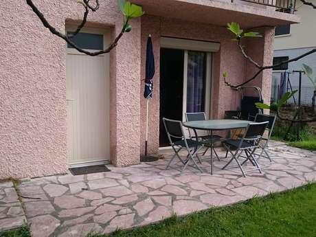 Appartement 4 personnes à Tarascon sur Ariège