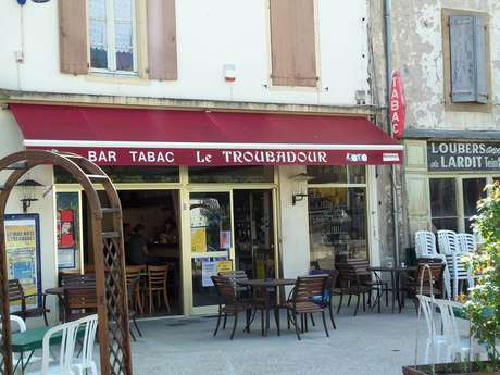 BAR TABAC PMU LE TROUBADOUR