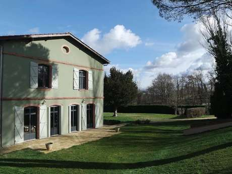 Bed and Breakfast Domaine de Belcayre