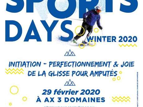 Sports Days winter 2020