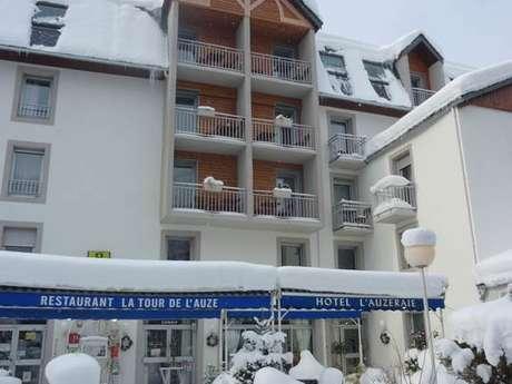Hôtel l'Auzeraie