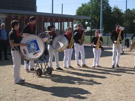Musique dans les rues avec Band'A l'Ouest