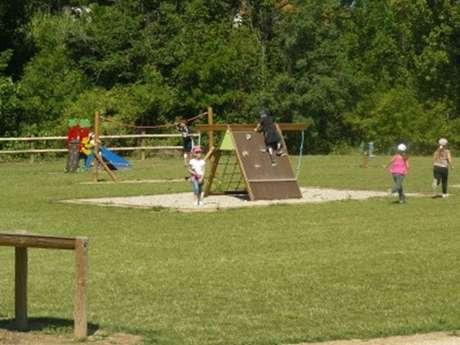 Área de picnic - Base de loisirs