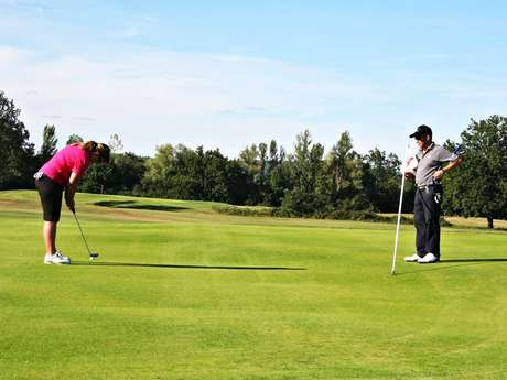 Golf de Montauban l'Estang