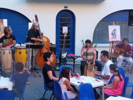 Fête de la musique à la Placette des Arts