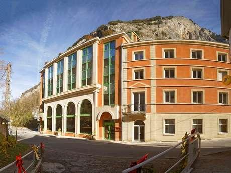 Résidence thermale du Parc à Ornolac Ussat-Les-Bains