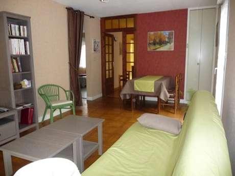 Appartement 4 personnes - RDC à Ax-Les-Thermes