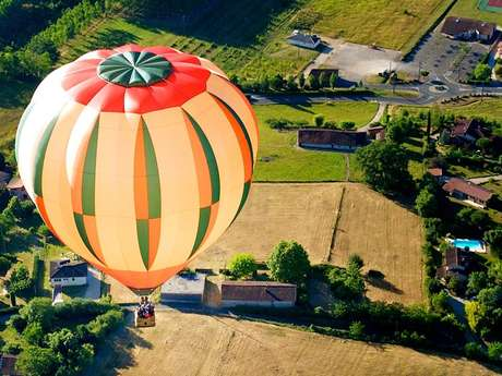 The Quercy's balloon