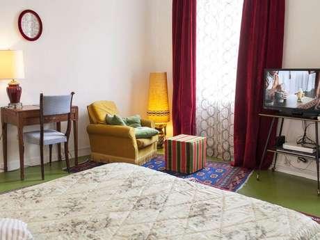 Casa des huespedes 46FM :: Montauban GuestHouse ::