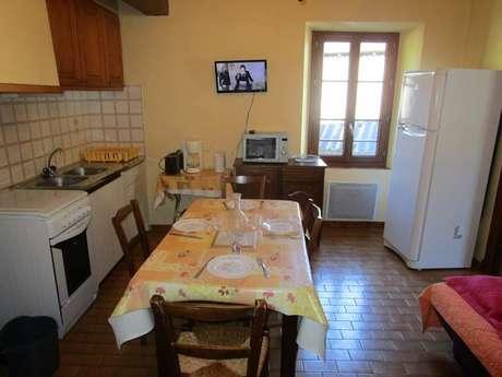 Appartement 4 personnes à Rouze
