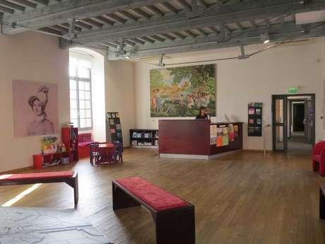 Les petits explorateurs au Centre d'interprétation de l'architecture et du patrimoine