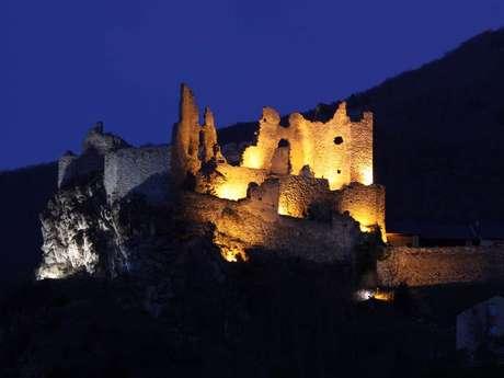 Visite nocture contée du château