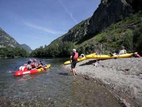 Canoë/Kayak avec ARIÈGE ÉVASION