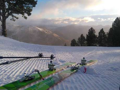 Ski de randonnée à Mijanès-Donezan
