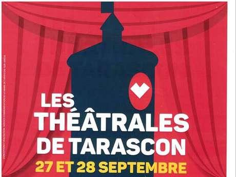 """Les """"Théâtrales"""" de Tarascon sur Ariège reviennent !"""