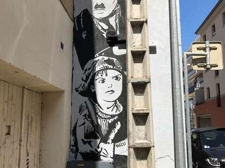Charlie Chaplin et le Kid