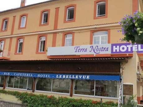 Hôtel Terra Nostra