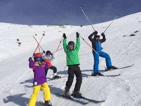 GOULIER NEIGE - escuela de esqui francesa