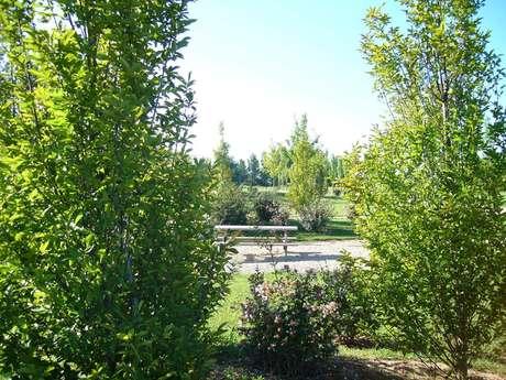 Bressols picnic area