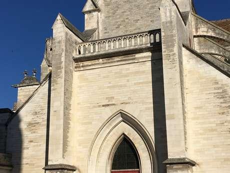 Abbaye Saint-Germain - Visite monastique