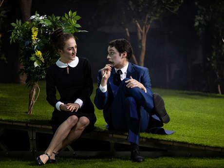 ANNULATION - Théâtre - Le jeu de l'amour et du hasard