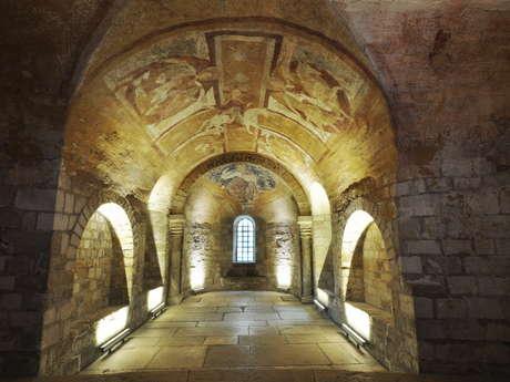 Trésor de la Cathédrale Saint-Etienne d'Auxerre