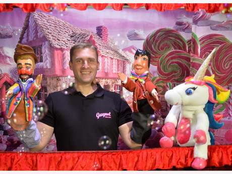 "Spectacle ""Guignol, le secret de la licorne"""