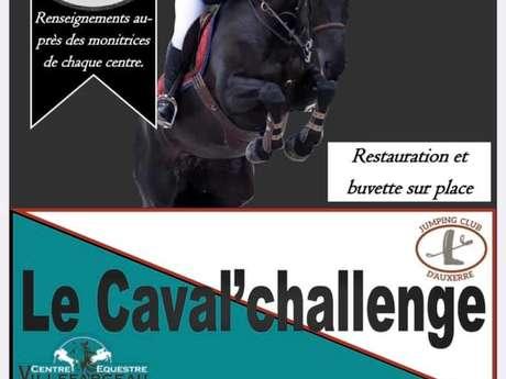Le Caval'Challenge - 2e étape