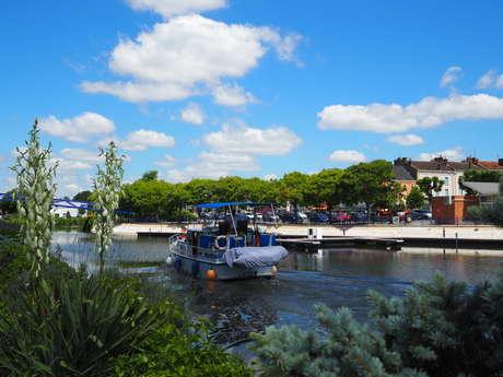 Port de Montceau-les-Mines