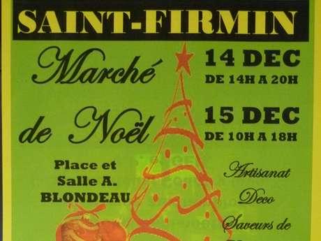Marché de Noël de Saint-Firmin