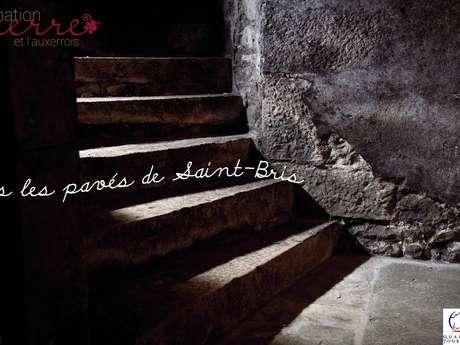 Sous les pavés de Saint-Bris