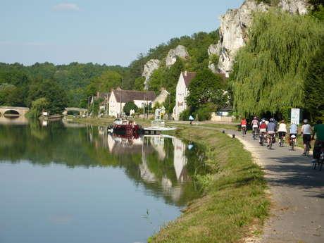 Escapade Auxerre - Vézelay