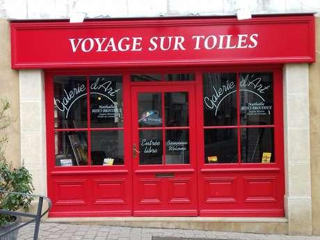 Galerie Voyage sur Toiles
