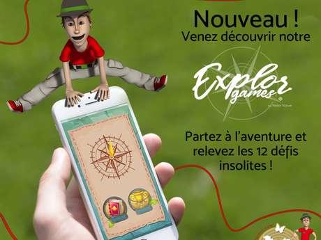 Explor'Games à Diverti'Parc