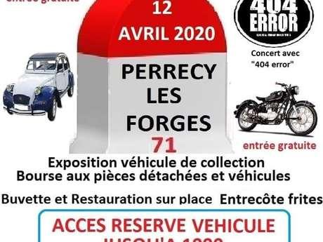 Annulation - 7ème édition - Auto Moto Rétro Perrecycoise