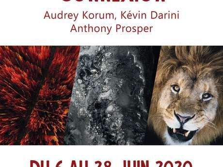 Connexion - Audrey Korum, Kévin Darini et Anthony Prosper