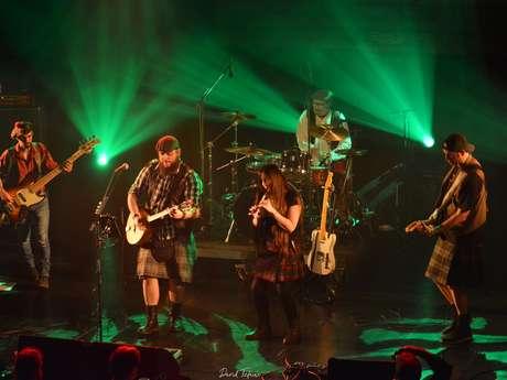 Cnoc An Dhu en concert pour la Saint-Patrick
