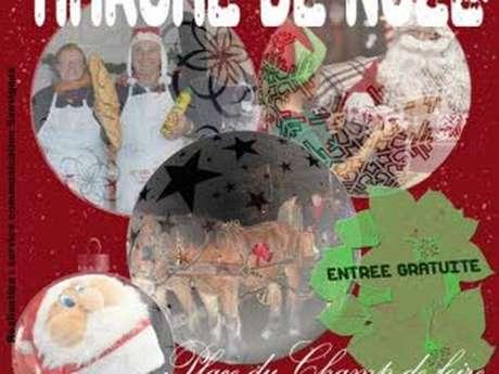 Marché de Noël de Sanvignes