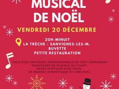 Boeuf musical de Noël