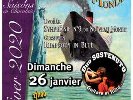 Concert d'hiver des 4 Saisons en Charolais