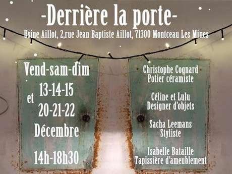"""Exposition """"Derrière la porte"""""""