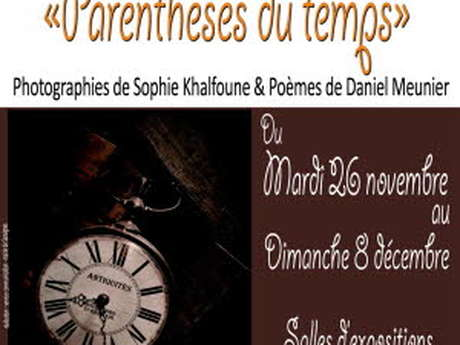 """Exposition """"Parenthèses du Temps"""""""